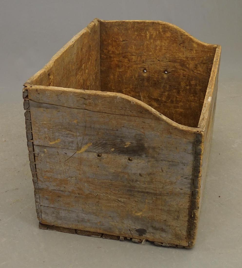 Wood Box - 3