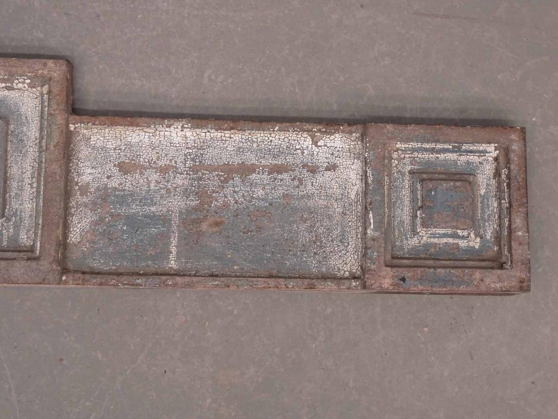 Cast Iron Architectural Element - 4
