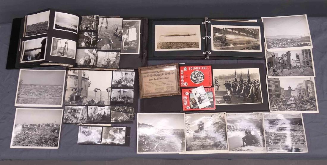 Photograph Album Lot