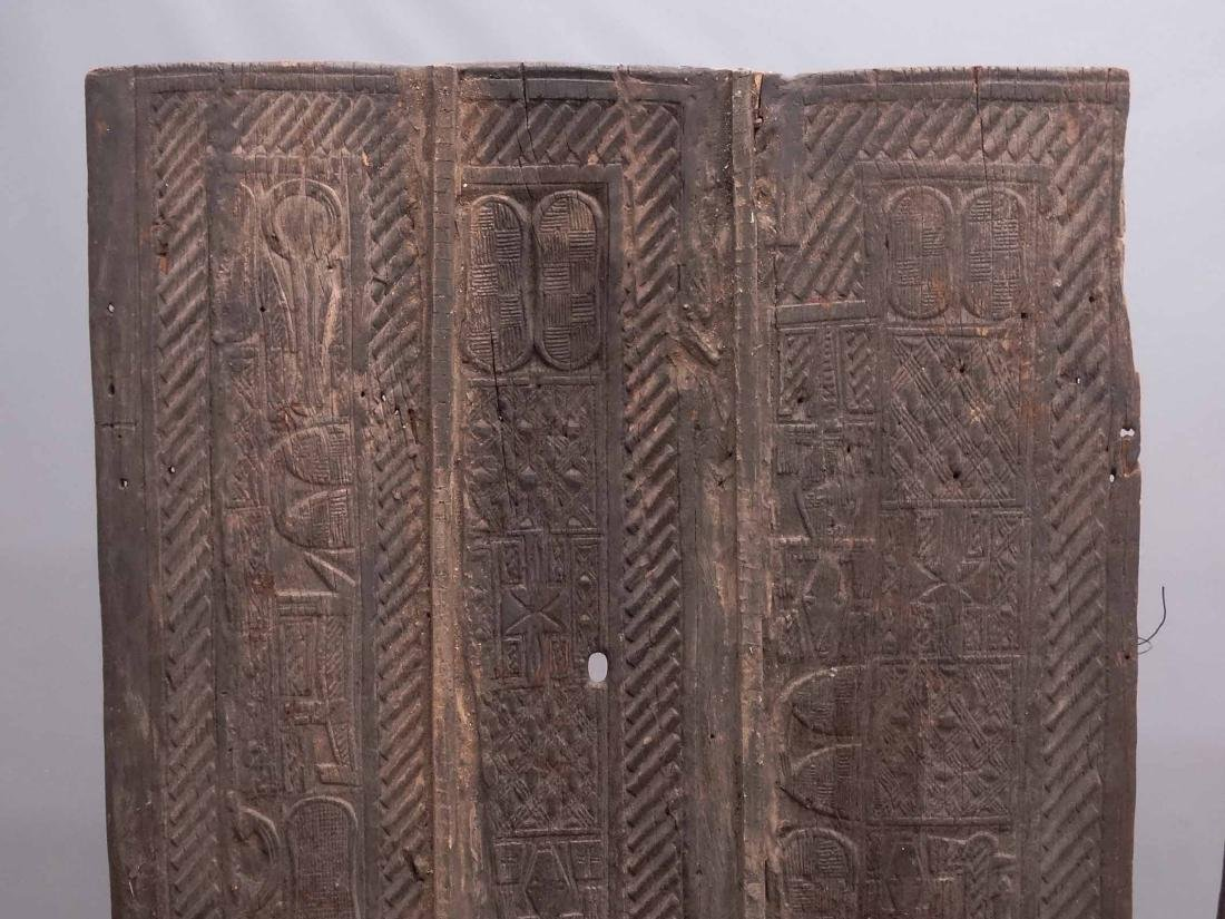 African Carved Doors - 2