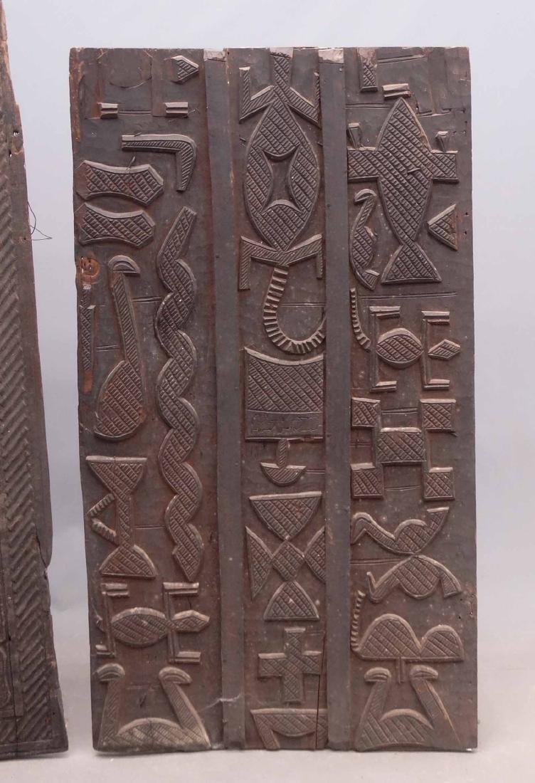 African Carved Doors - 5