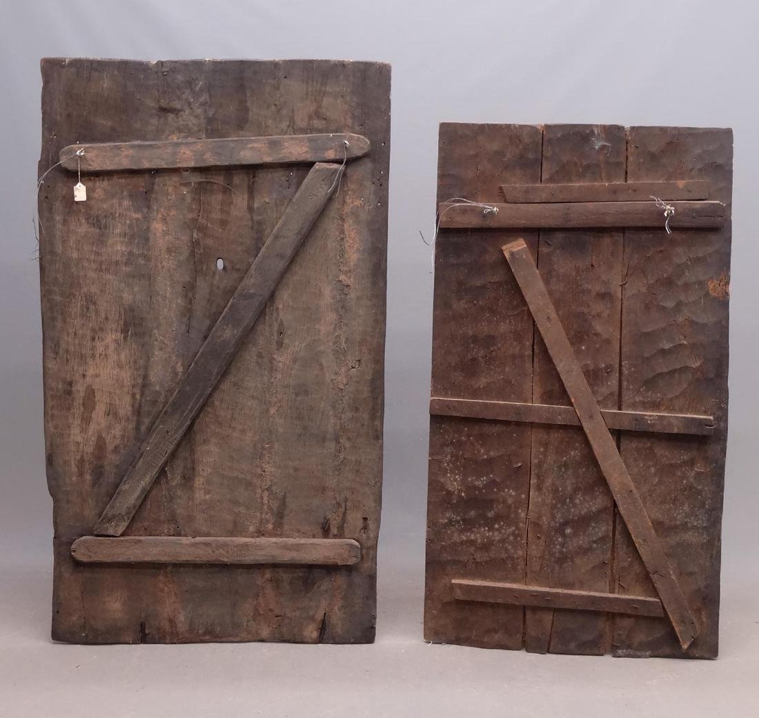 African Carved Doors - 7