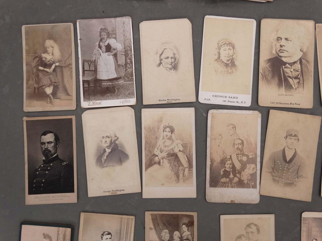Collection Of Carte De Visites - 4