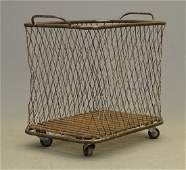 French Bread Cart