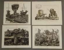 Piranesi Vasi Ancient Roman Prints (4)