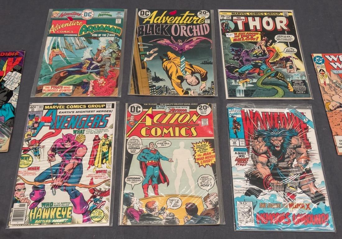 Comic Book Lot - 5