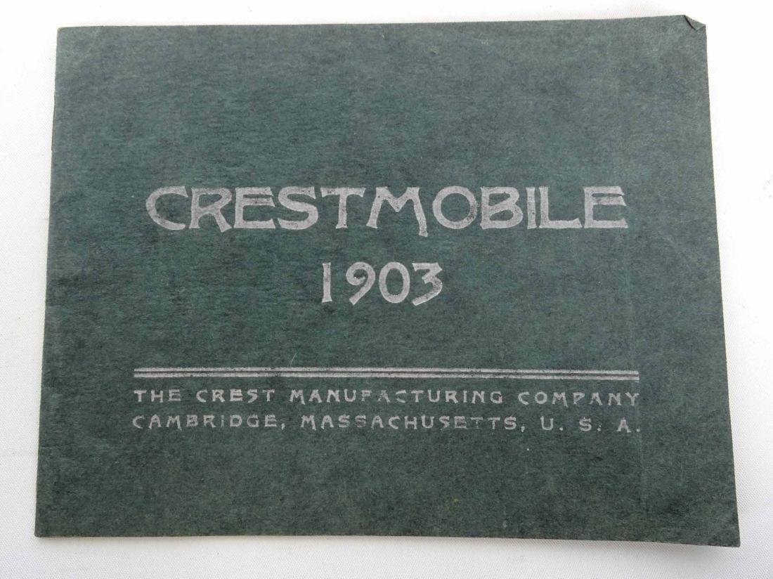 903 Crestmobile Booklet