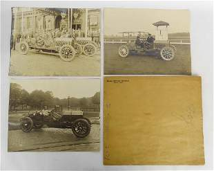 Oldsmobile Racing Photographs