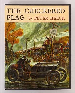Peter Helck (1893-1988), Book