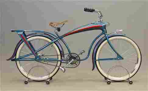 1936 Elgin Bluebird Balloon Tire Bicycle