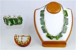 Bakelite Jewelry Lot