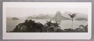 Rio de Janeiro Large Photograph Brazil View