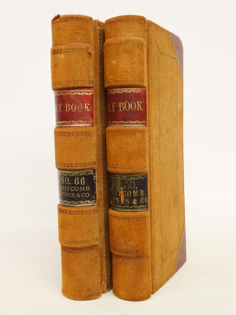 Early Ledger Books