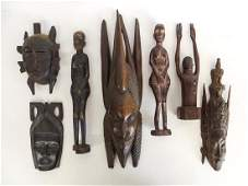 African Masks and Sculptures 7