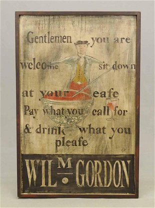 Vintage Signs For Sale >> Vintage Trade Signs For Sale Antique Trade Signs