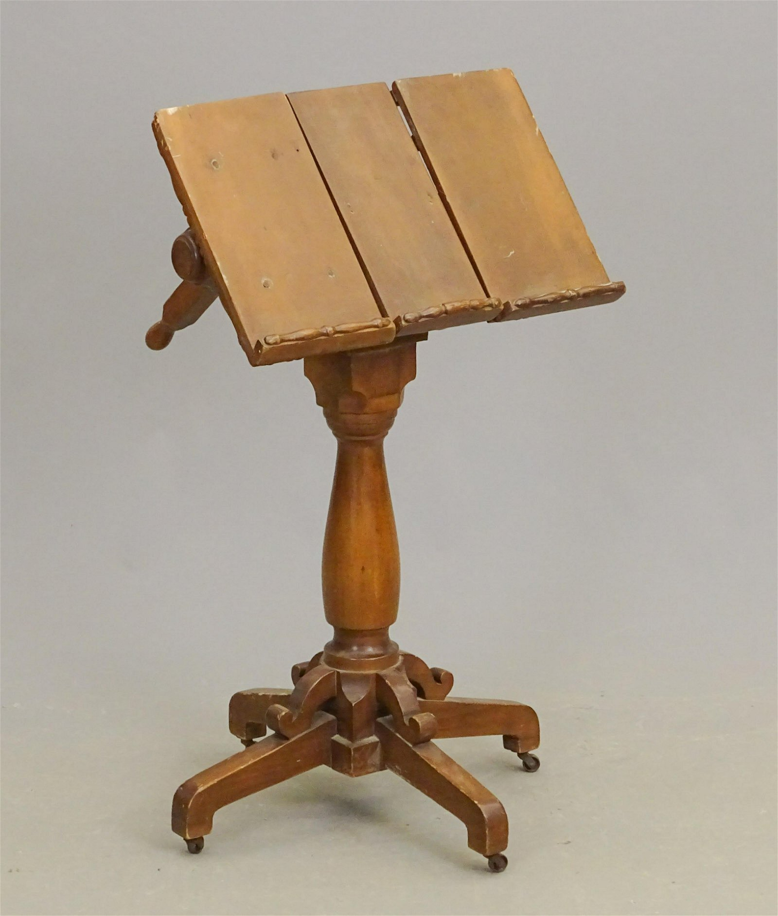Book Stand Antique