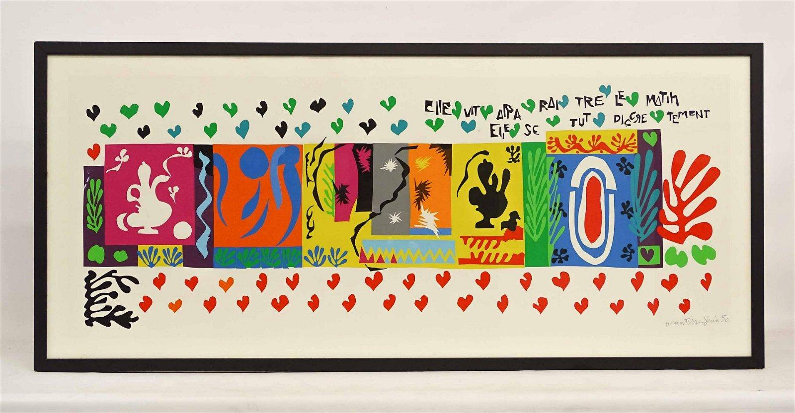 Henri Matisse (France 1869-1954)