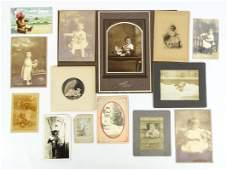 Vintage Teddy Bear Lot