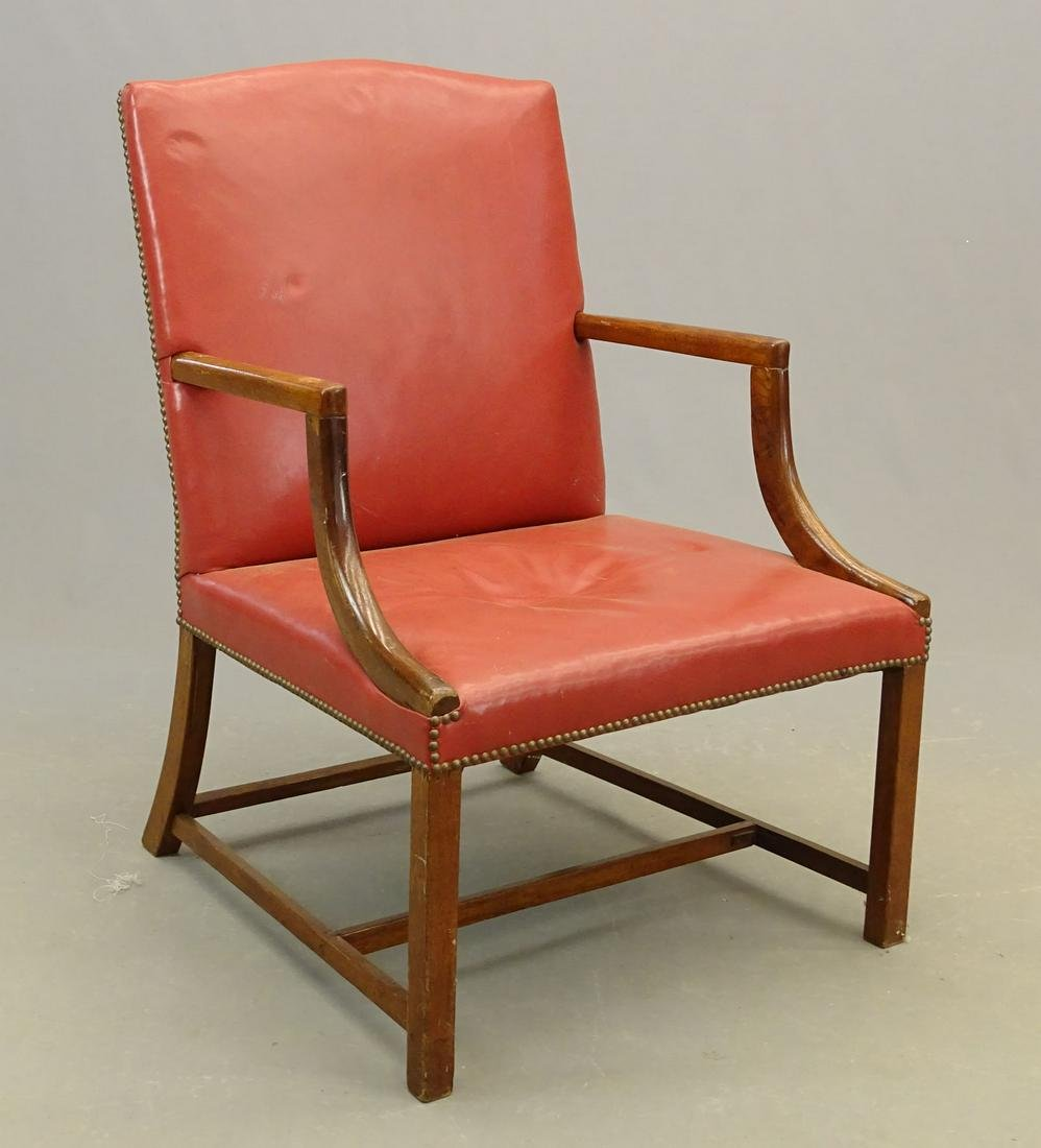 18th c. Lolling Chair