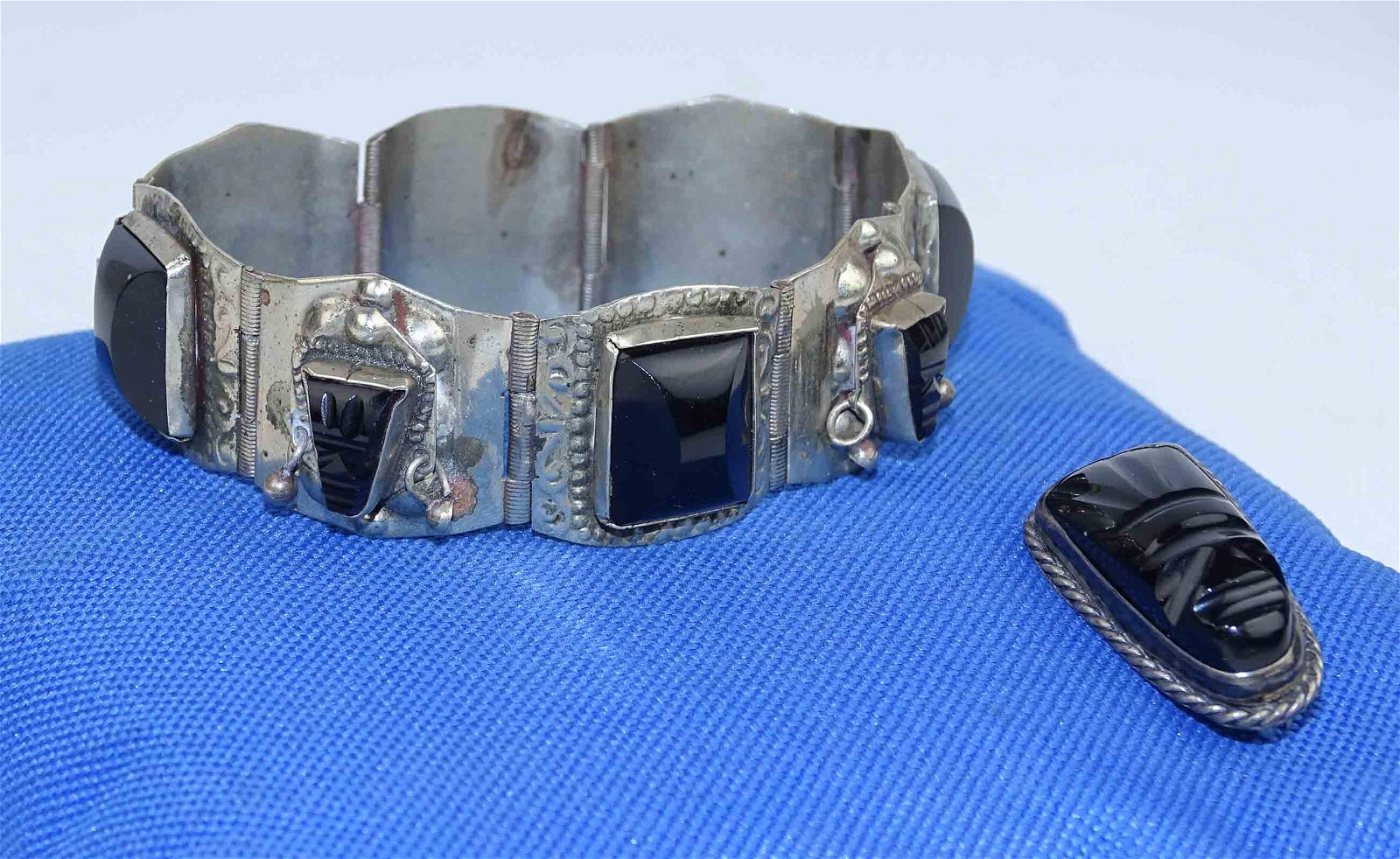 Lot of Mexican Jewelry