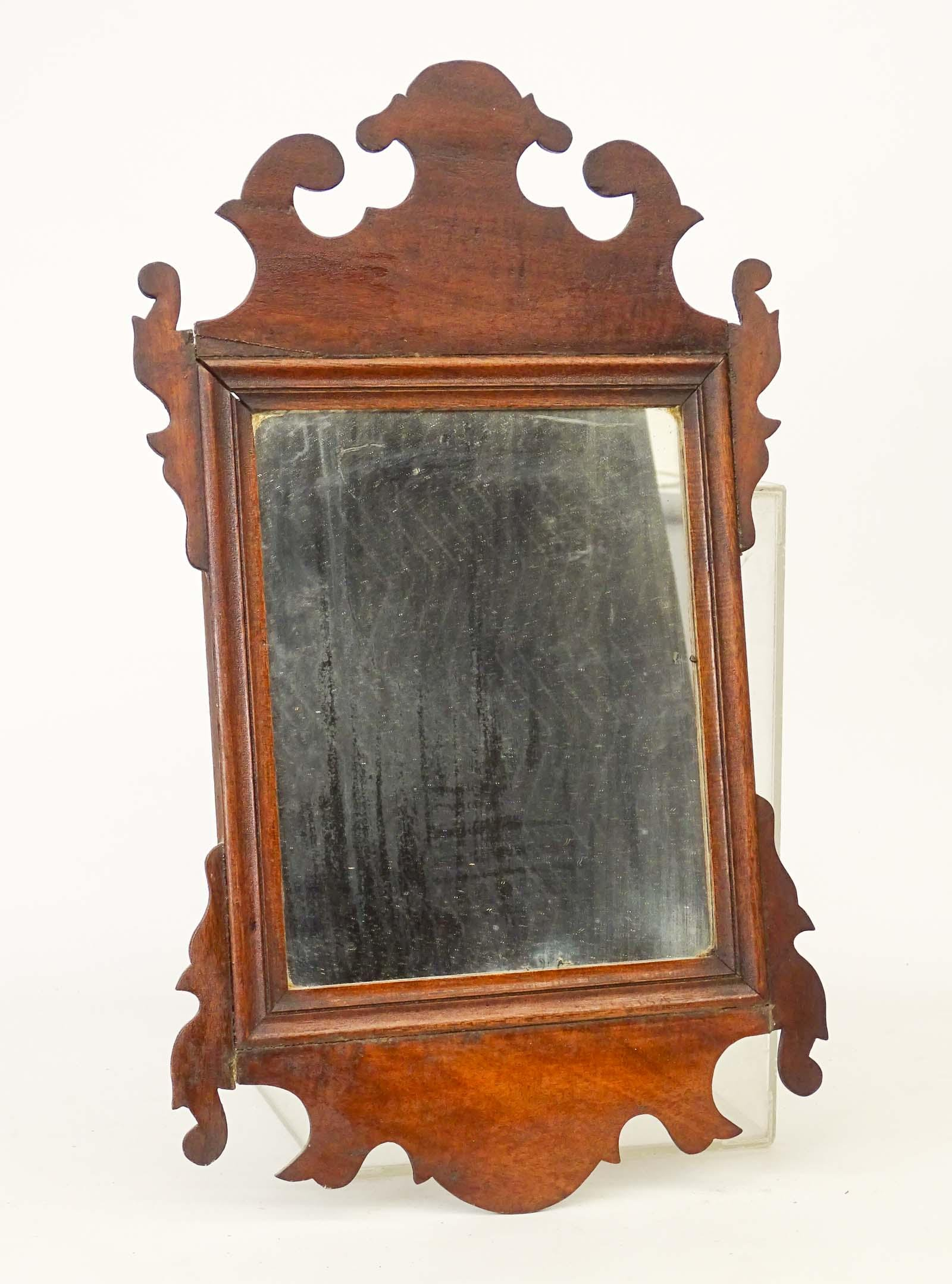 18th c. Chippendale Mirror