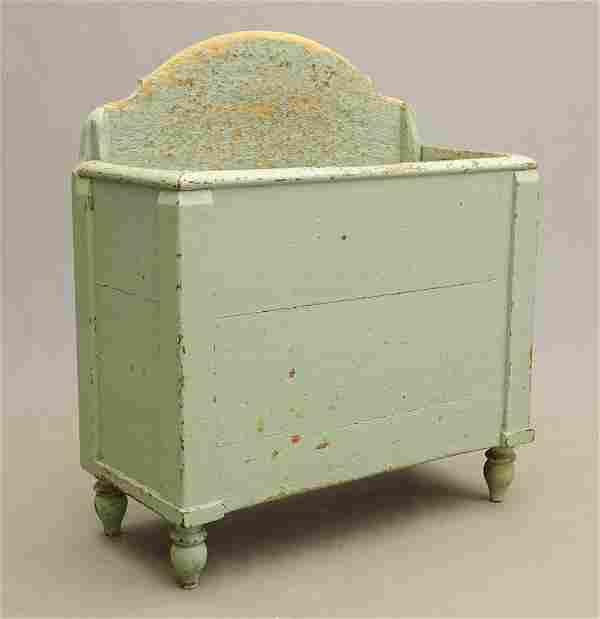 19th c. Woodbox