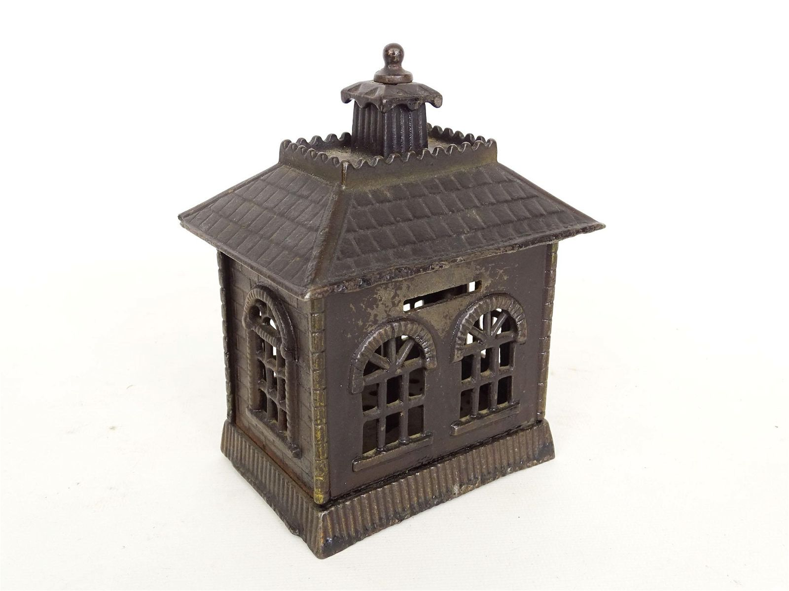 Early Cast Iron State Bank