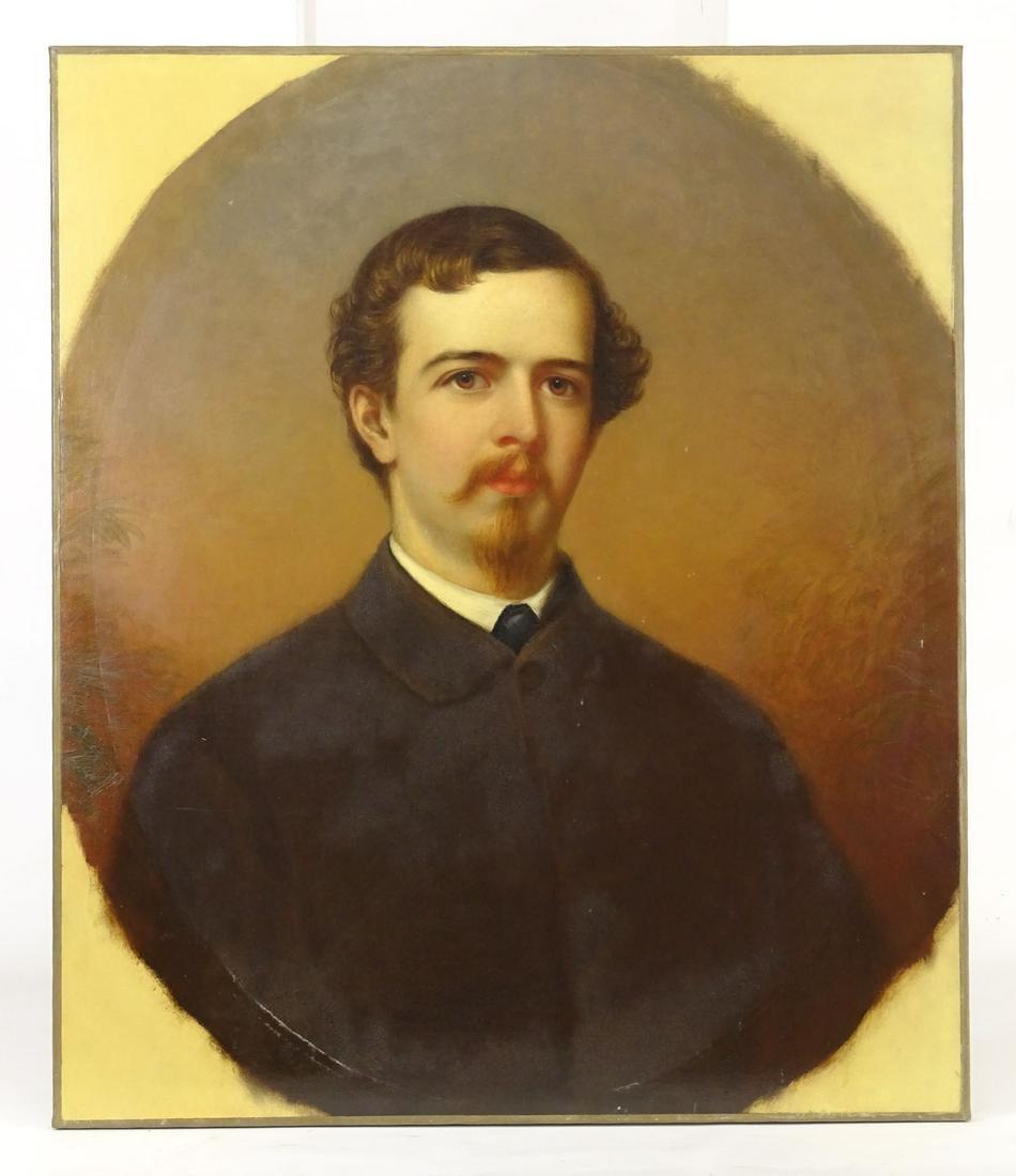 M. E. Brown (19th Century), Portrait