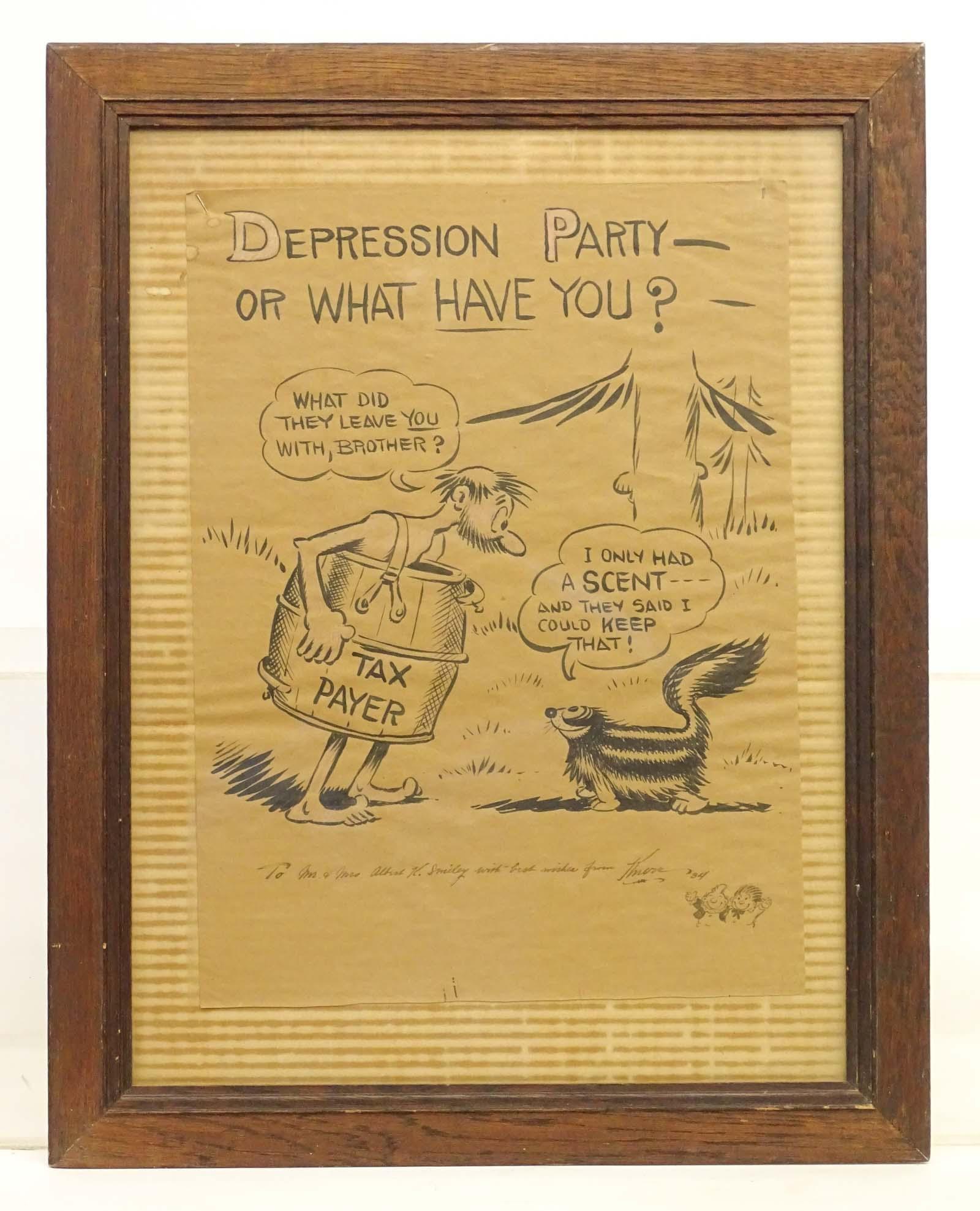 Early Cartoon