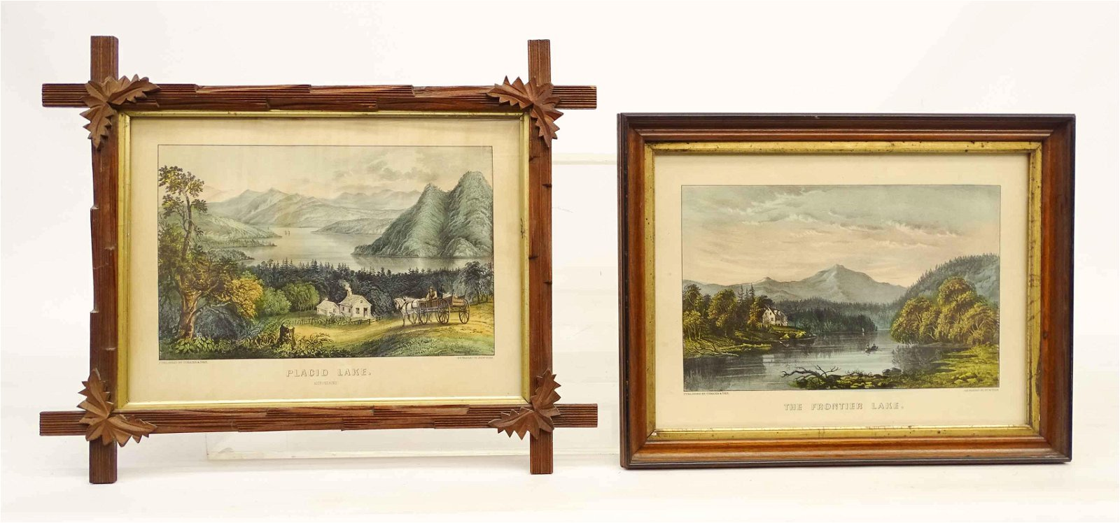 Currier & Ives Lot