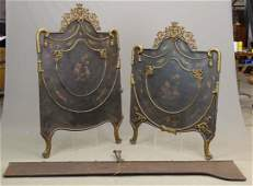 Continental Iron Bed