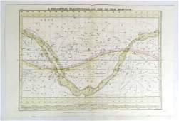 Astronomy Antique Map Print