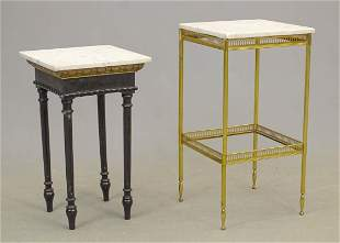 Marble Top Stands
