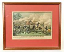 Currier And Ives Civil War Print