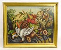 Painting, Still Life with Wild Game