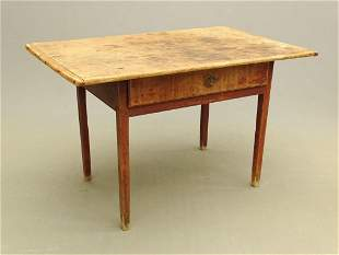 18th c. Chippendale New England Tavern Table