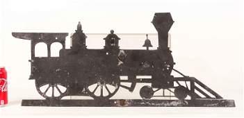 Locomotive Weathervane