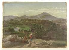 Continental School Landscape