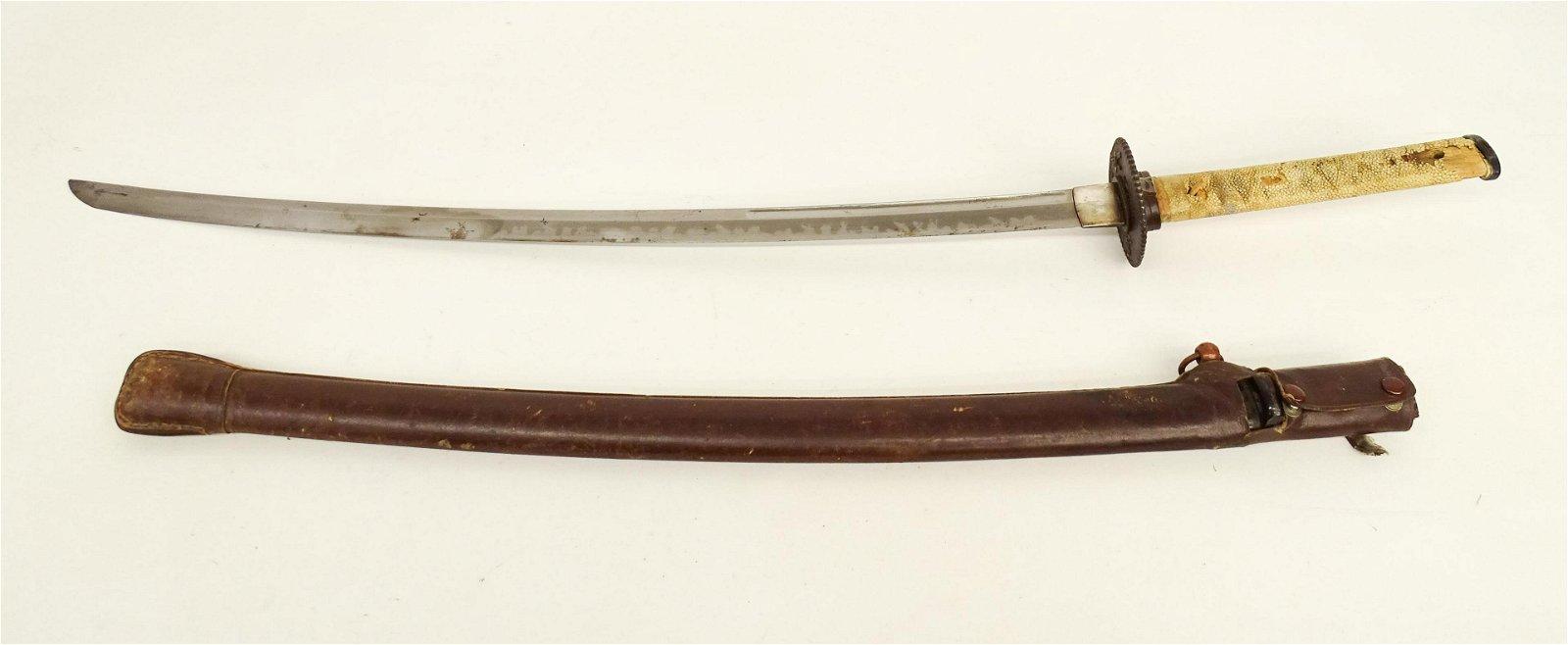 Early Japanese Sword