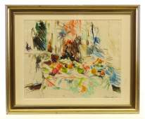 Still Life by Joyce Wahl Treiman 1922 1991