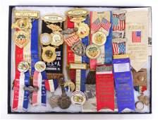Patriotic Order Sons of America Lot