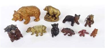 Collectable Bears Lot