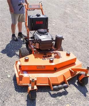 Scag Lawn Mower