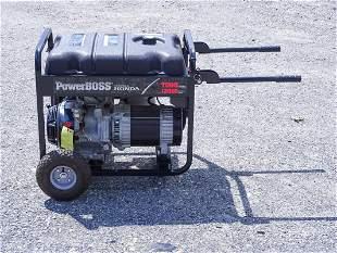 Honda Power Boss Generator