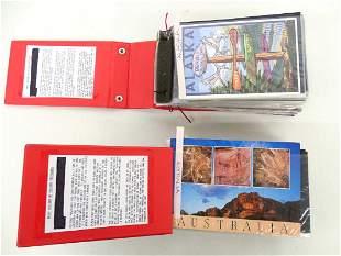 2 Albums Travel Postcards