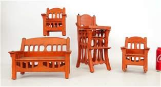 Doll Furniture Lot