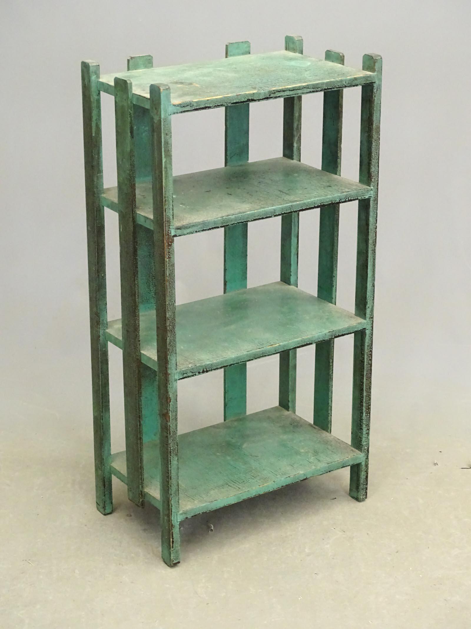 Arts & Crafts Shelf