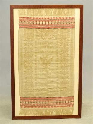 Patriotic Table Cloth