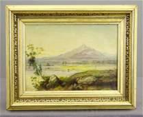 19th c. Continental School, Landscape