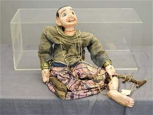 Indonesian Puppet